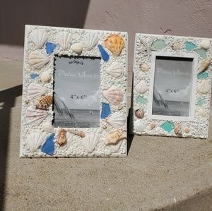 Seaside Picture Frames